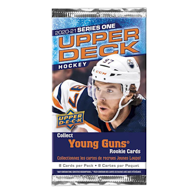 (UpperDeck 2020-2021 NHL Series One Trading Cards)