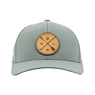 (March & Mill Co. The Stix BB Hat - Grey - Adult)