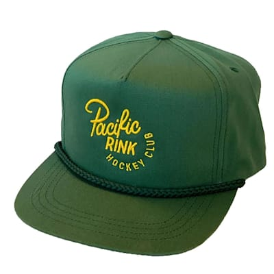 (Pacific Rink Country Club Rope Adjustable Hat - Adult)
