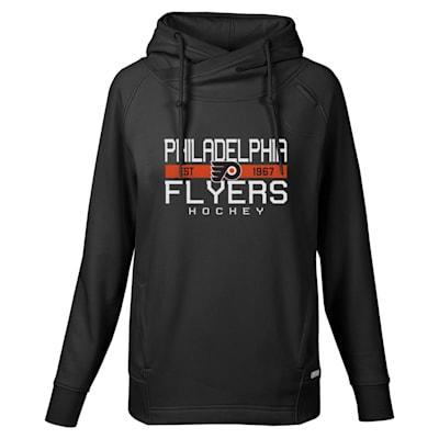 (Levelwear Dugout Frolic Hoodie - Philadelphia Flyers - Womens)