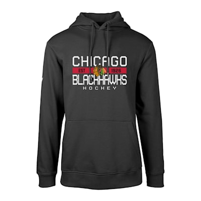 (Levelwear Dugout Podium Hoodie - Chicago Blackhawks - Adult)