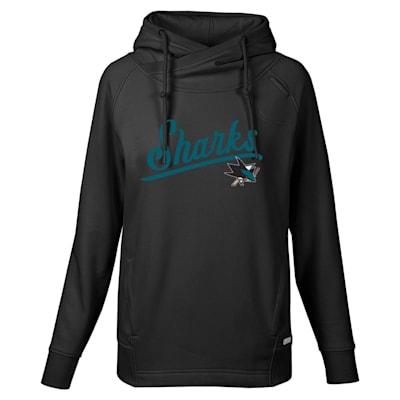 (Levelwear First Edition Frolic Hoodie - San Jose Sharks - Womens)
