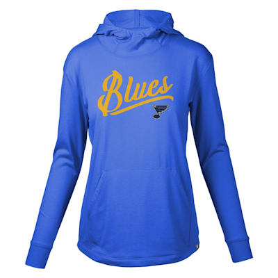 (Levelwear First Edition Vivid Hoodie - St. Louis Blues - Womens)