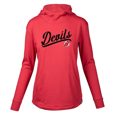 (Levelwear First Edition Vivid Hoodie - New Jersey Devils - Womens)