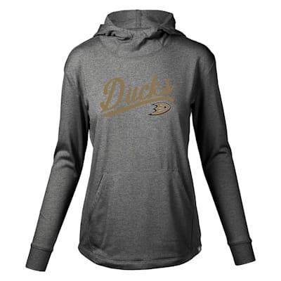 (Levelwear First Edition Vivid Hoodie - Anaheim Ducks - Womens)