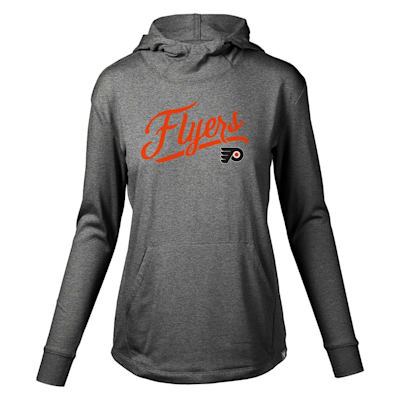 (Levelwear First Edition Vivid Hoodie - Philadelphia Flyers - Womens)