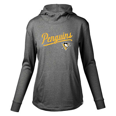 (Levelwear First Edition Vivid Hoodie - Pittsburgh Penguins - Womens)