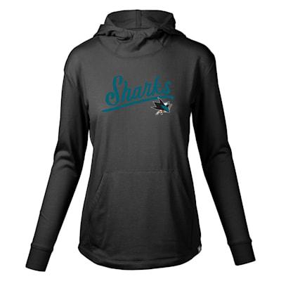 (Levelwear First Edition Vivid Hoodie - San Jose Sharks - Womens)