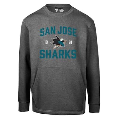 (Levelwear Fundamental Alliance Sweatshirt - San Jose Sharks - Adult)
