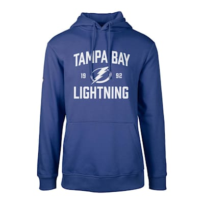(Levelwear Fundamental Podium Hoodie - Tampa Bay Lightning - Adult)