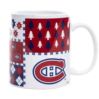 Montreal Canadiens (NHL Team Holiday Coffee Mug)