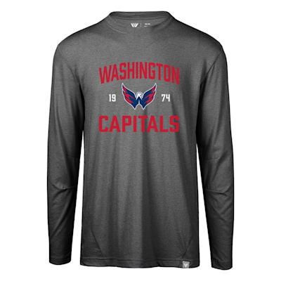(Levelwear Fundamental Thrive Long Sleeve Tee Shirt - Washington Capitals - Adult)