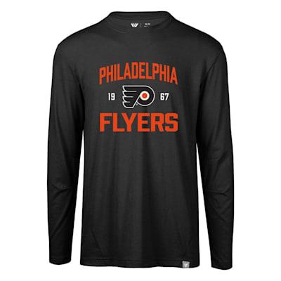 (Levelwear Fundamental Thrive Long Sleeve Tee Shirt - Philadelphia Flyers - Adult)