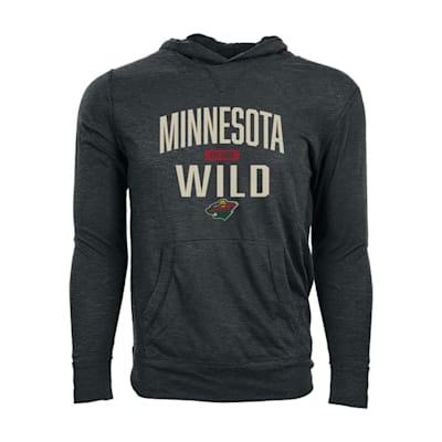 (Levelwear Numerics Armstrong Hoodie - Minnesota Wild - Adult)