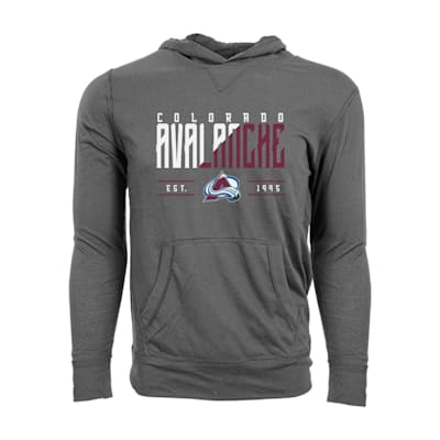 (Levelwear Splitter Armstrong Hoodie - Colorado Avalanche - Adult)