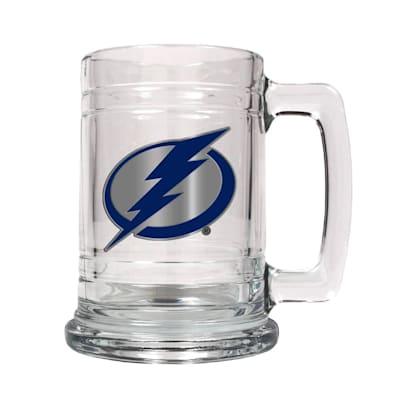 (Tampa Bay Lightning 15oz Classic Glass Mug)
