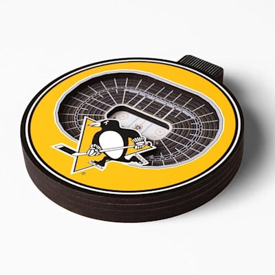 (YouTheFan NHL 3D StadiumView Ornament - Pittsburgh Penguins)