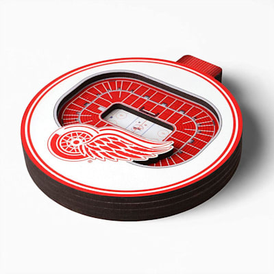 (YouTheFan NHL 3D StadiumView Ornament - Detroit Red Wings)