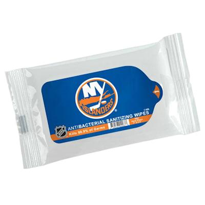 (Sanitizing Wipes- NY Islanders)