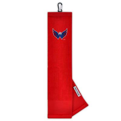 (Wincraft Face/Club Golf Towel - Washington Capitals)