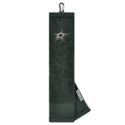 (Wincraft Face/Club Golf Towel - Dallas Stars)