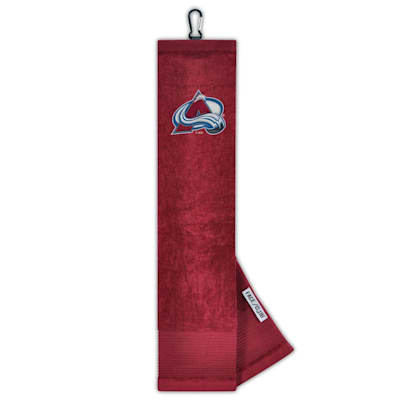(Wincraft Face/Club Golf Towel - Colorado Avalanche)