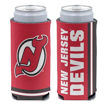 (Slim Can Cooler - NJ Devils)