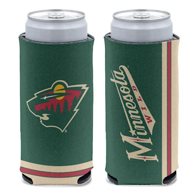 (Wincraft Slim Can Cooler - Minnesota Wild)