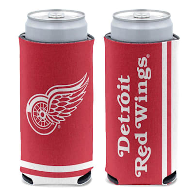 (Wincraft Slim Can Cooler - Detroit Red Wings)
