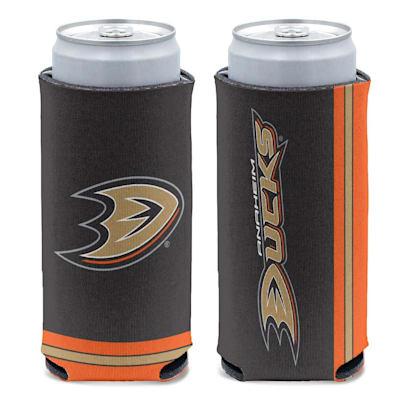 (Wincraft Slim Can Cooler - Anaheim Ducks)