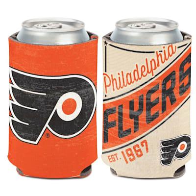 (Wincraft Retro Can Cooler - Philadelphia Flyers)