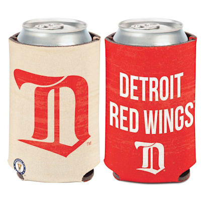 (Wincraft Retro Can Cooler - Detroit Red Wings)
