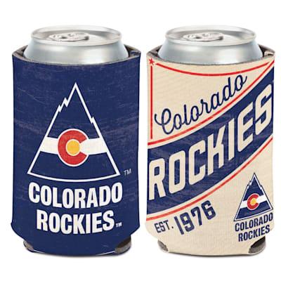(Wincraft Retro Can Cooler - Colorado Avalanche)