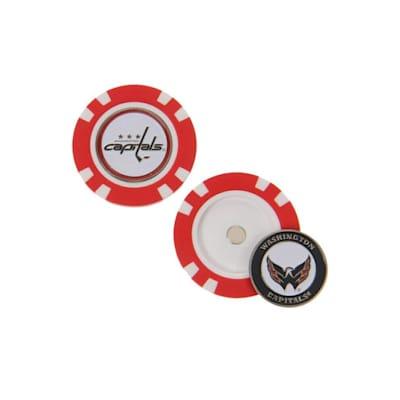 (Wincraft Poker Ball Marker - Washington Capitals)
