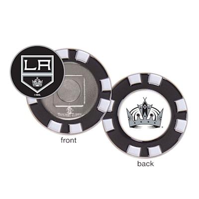 (Wincraft Poker Chip Ball Marker - LA Kings)