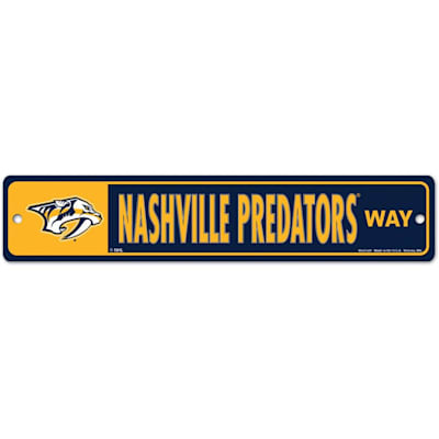 (Wincraft NHL Street Sign - Nashville Predators)