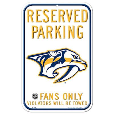 (Wincraft NHL Parking Sign - Nashville Predators)