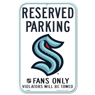 (Wincraft NHL Parking Sign - Vegas Golden Knights)