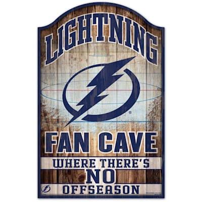 (Wincraft NHL Wood Sign - Tampa Bay Lightning)