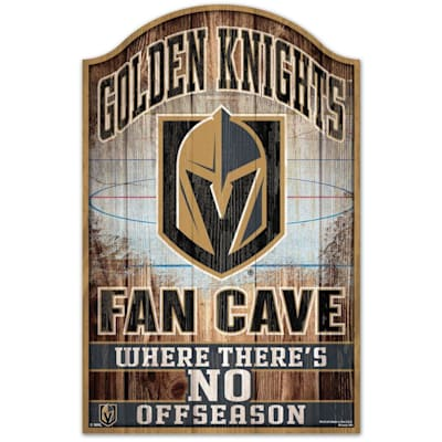 (Wincraft NHL Wood Sign - Vegas Golden Knights)