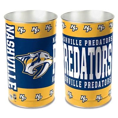 (Wincraft NHL Wastebasket - Nashville Predators)