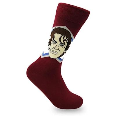 (Major League Socks Sockey HoF - Joe Sakic)