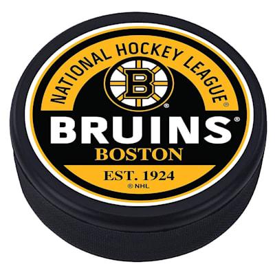 (NHL Block Textured Team Puck)