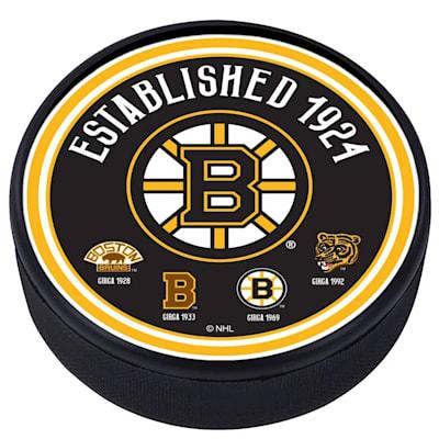 (NHL Team Heritage Puck)