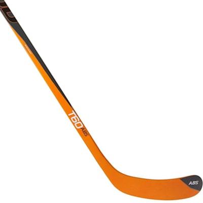 (Sher-Wood T60 Hybrid Composite ABS Grip Hockey Stick - Junior)
