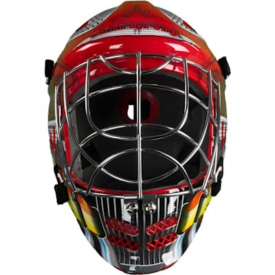 Lightweight and Protective (Franklin NHL Team SX COMP GFM 100 Street Hockey Goalie Mask - Youth)