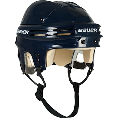 Navy (Bauer 4500 Hockey Helmet)
