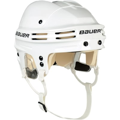 White (Bauer 4500 Hockey Helmet)