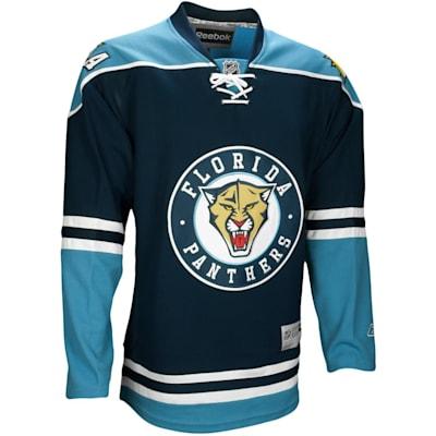 size 40 71fc2 3cea5 Reebok Florida Panthers Premier Jersey - Mens | Pure Goalie ...