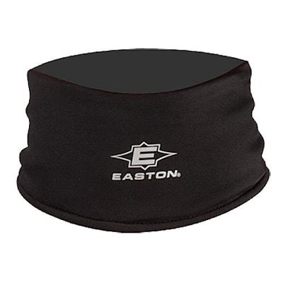 Black (Easton EQ5 Player Neck Guard)